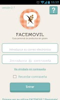 Screenshot of FACEMOVIL