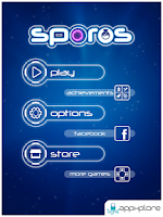 Screenshot of Sporos
