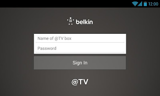 Belkin TV for Android Phones