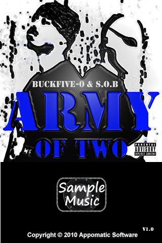 Buckfive-O Army of Two LITE