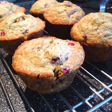 Cranberry-Orange Muffins ( Diabetic Friendly)
