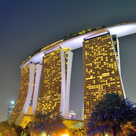 Marina Bay Sands by Daniel Jf - City,  Street & Park  Skylines ( marina_bay_sands, travel, singapore )