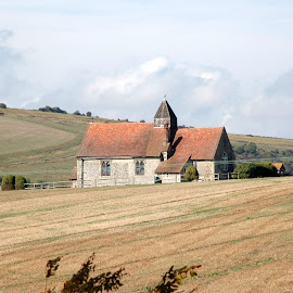by John Swain - Buildings & Architecture Places of Worship ( church country )