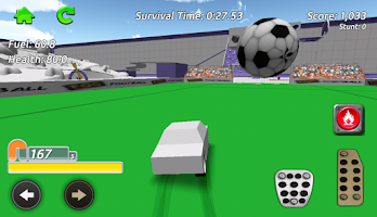 Screenshot of Stunt Car Driving Simulator 3D