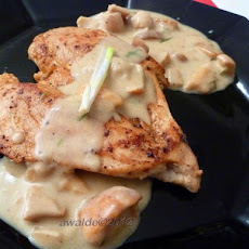 Chicken Breasts With Porcini Mushrooms