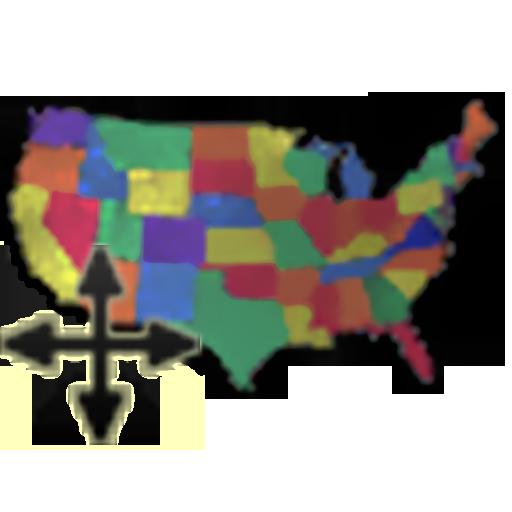 US States Trivia Match Free LOGO-APP點子