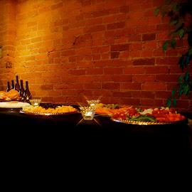 The Big Spread by Wally VanSlyke - Food & Drink Plated Food