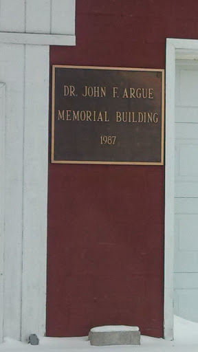 Dr John F. Argue Memorial Building