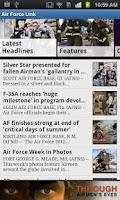 Screenshot of AF Link