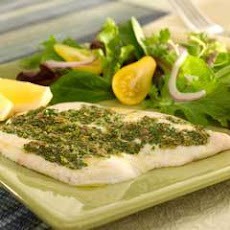 Lemon Flounder With Capers
