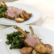 Rack of Lamb with Herb Crust