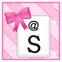 KB SKIN - Stripes Glitter Bows icon