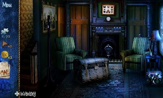 Screenshot of The Haunt