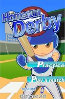 Screenshot of Homerun Derby