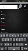 Screenshot of LIS