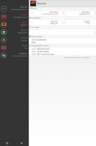 FavoBank – Online-Banking - screenshot