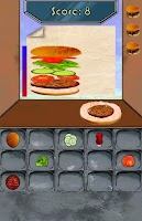 Screenshot of Fast food