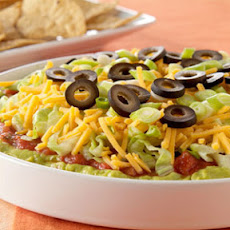 PHILADELPHIA 7-Layer Mexican Dip