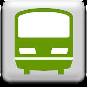 Free 乗換案内 無料で使える鉄道 バスルート検索 運行情報 時刻表 APK for Windows 8