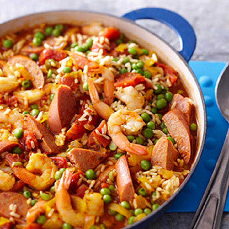 Spicy Turkey Paella Recipes — Dishmaps