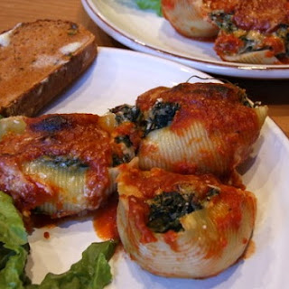 Low Fat Stuffed Shells Cottage Cheese Recipes
