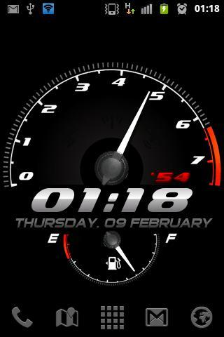 Race Clock Live WP