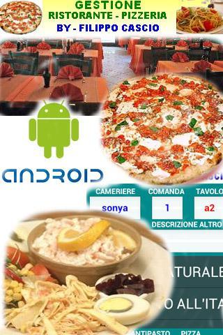 gestione comande rist pizzeria