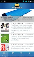 Screenshot of EasyDealz.de