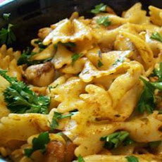 Spicy Prawns And Pasta