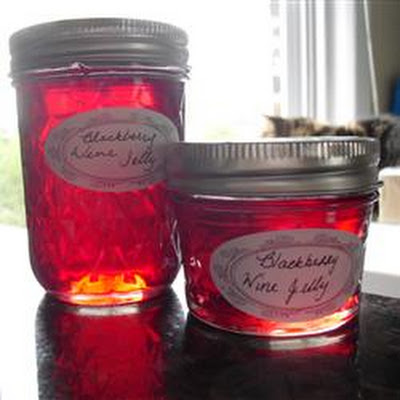 How to Make Wine Jelly
