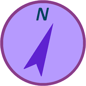 Compass (Mysterious Purple)