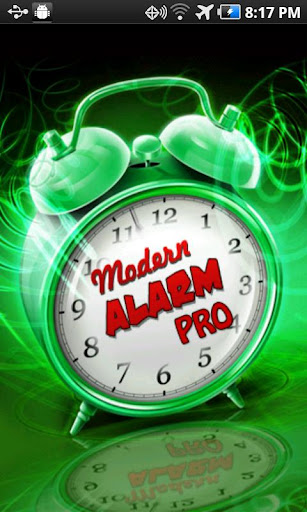 Modern Alarm Pro