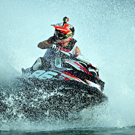 by Sanjiban Ghosh - Sports & Fitness Watersports