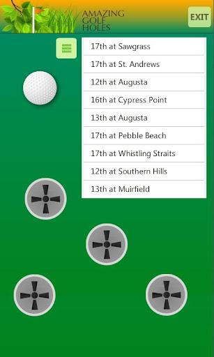 Amazing Golf Holes