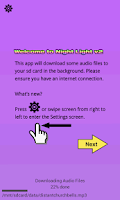 Screenshot of Night Light v2