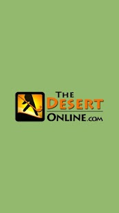 The Desert Online Yellow Pages - screenshot