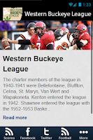 Screenshot of WBL Sports