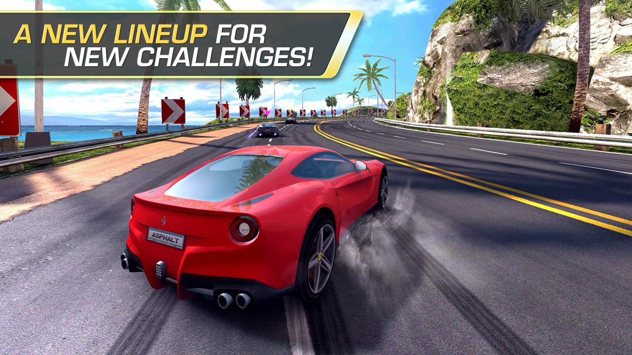 Asphalt 7: Heat Screenshot 0