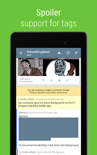 Sync for reddit (Pro) - screenshot