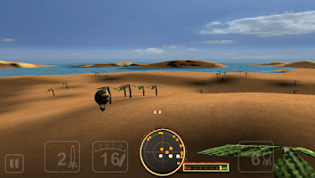Screenshot of Balloon Gunner 3D