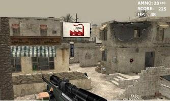 Screenshot of Sniper Training -Shooting Game