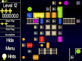 Screenshot of Tubes: Think, Move & Solve