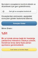 Screenshot of Stres Testi