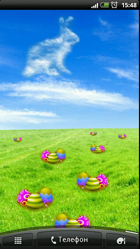 Easter Live Wallpaper 2012