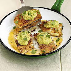 Tex-Mex fish fillets