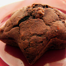 Low Fat Low Sugar Chocolate Apple Snack Cake