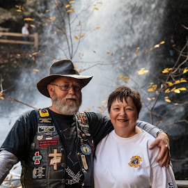 Self and Spouse by Steve Bales - People Couples