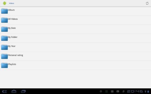 【免費媒體與影片App】AnDLNA-APP點子