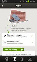 Screenshot of Sortera rätt i Jönköping