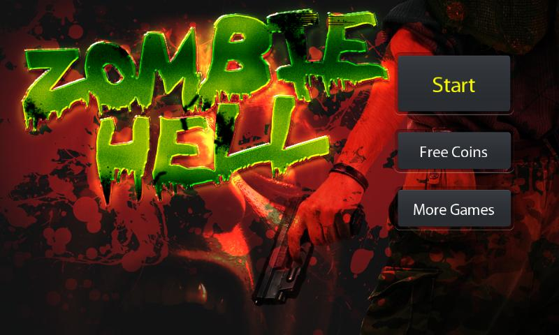Zombie Hell - FPS Zombie Game Screenshot 2